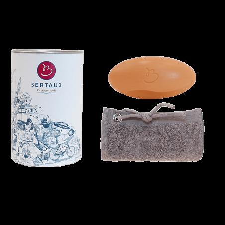 Savon naturel artisanal ovale - Dimanche d'Antan