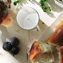 Douceur du petit matin avec une brioche à la fleur d'oranger pour commencer une belle nouvelle journée. Senteur gourmande Brioche vendéenne disponible en bougie, brume d'ambiance et diffuseur à tiges rotin  . . #bougieparfumee #brumedinterieur #brumedambiance #diffuseur #larochelle #vendee #atlantique #borddemer #tradition #gourmandise #brioche #briochevendeenne #fleuroranger #candle #scentedcandle #roomspray #diffuser #reeddiffuser #homescents #greedy #atlanticocean #atlantic #oceanshore #orangeblossom #artisandefrance #fabricationfrancaise #madeinfrance #frenchmade