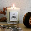 Du palo santo, cet arbre sud-américain au bois odorant aux vertus relaxantes, pour évoquer le pays d'origine du Phare du Bout du monde : l'Argentine. Un parfum boisé et fleuri avec sa note de jasmin, idéal pour votre intérieur chaleureux. Disponible en bougie, brume d'ambiance et diffuseur à tiges rotin  . . #parfumdinterieur #parfumdambiance #bougie #bougieparfumee #brumedinterieur #brumedambiance #diffuseur